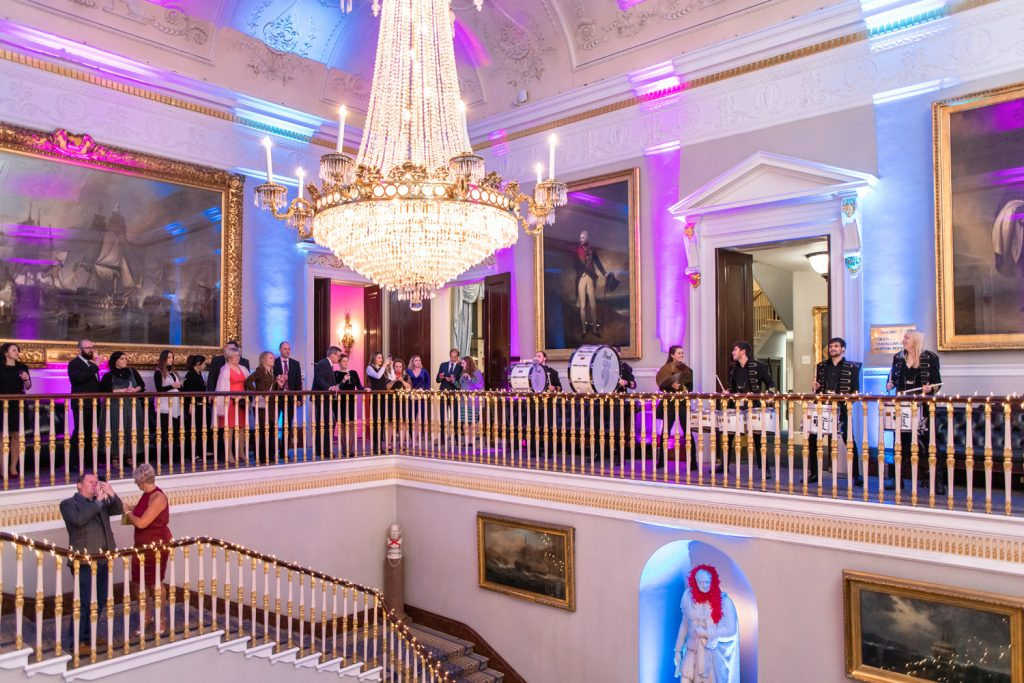 116 Pall Mall Christmas Party Venue Office Xmas Events London