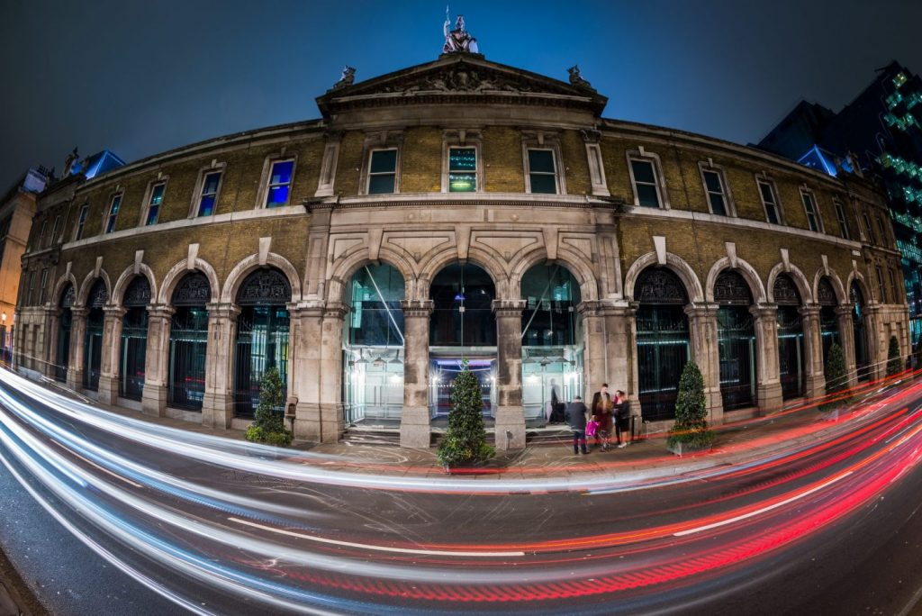 Old Billingsgate Christmas Party London Exclusive Work Office Xmas Parties
