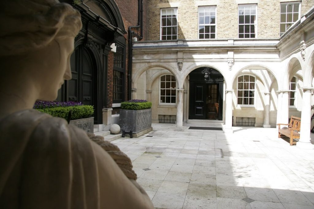 Skinners Hall Christmas Party London Exclusive Office Parties