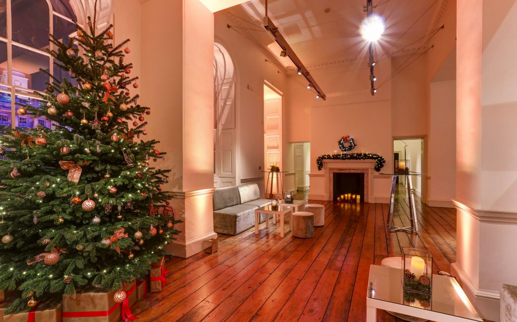 Somerset House Christmas Party