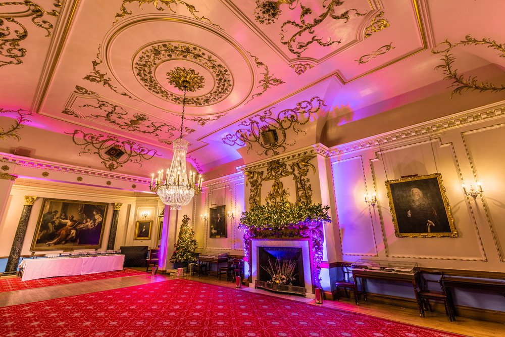 Stationers Hall Christmas Party London Office Parties Xmas St Pauls