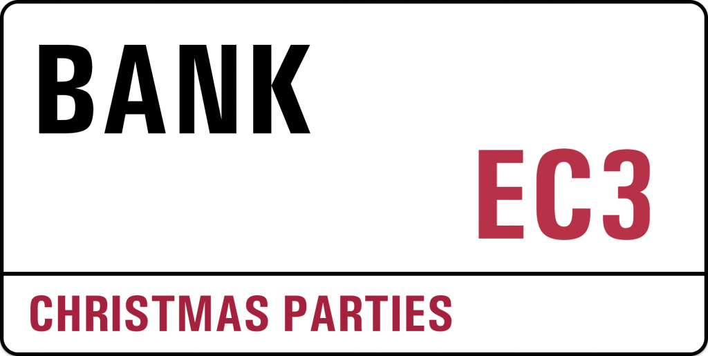 London Office Christmas Parties Bank Work Xmas Events