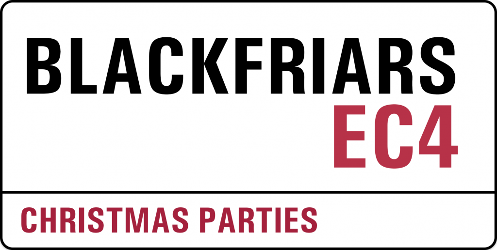 Blackfriars Christmas Parties Work London Office Party