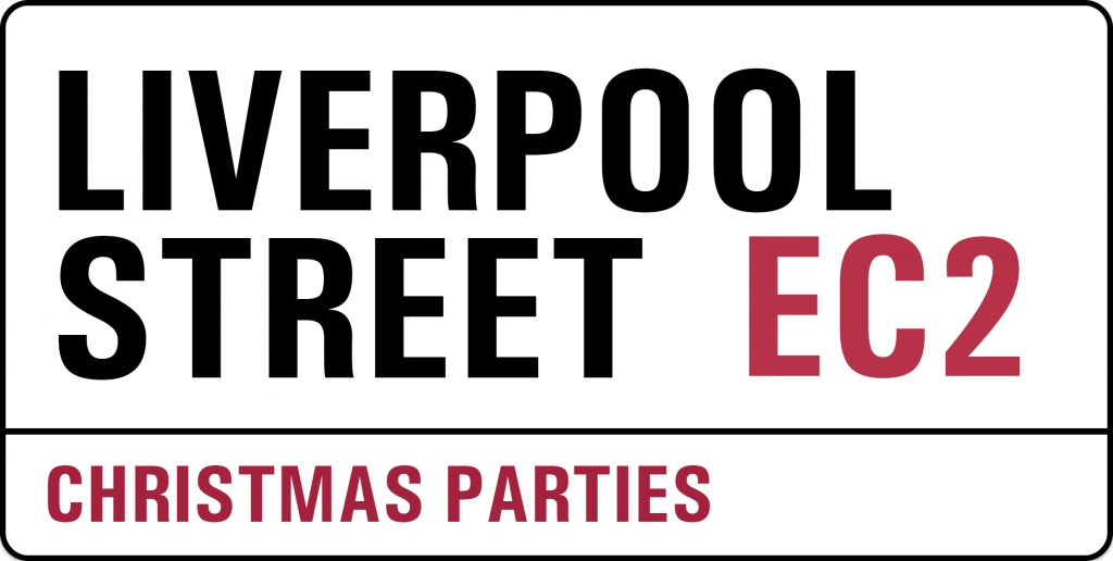 Liverpool Street London Christmas Parties EC2 Office Christmas Party